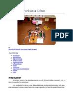 Neural Network Robot