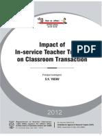 IITT Classroom 2012