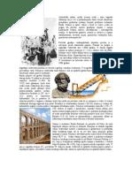 Istorijski razvoj hidraulike