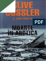 Clive Cussler - Moarte in Arctica