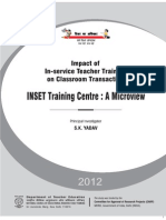 INSET Training Microview