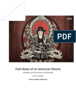 Path Notes of an American Wizard, 2nd revised edition