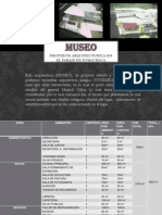 Museo Proyectos