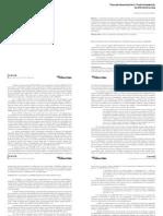 Uma Leitura Analitico Comportamental Da Psicopatologia