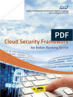 Framework for cloud security