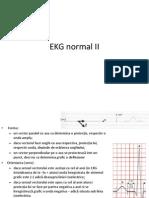 EKG Normal II Pt Stud