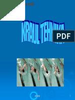 Vodic za pripremu ispita - kraul tehnika