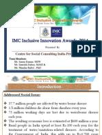 Presentation CSC India 20.12.2014