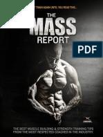 The Deisel Strength Mass Report