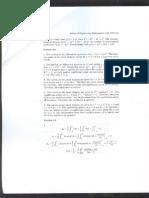 Solution ManuaAdvanced Engineering Mathematics- Dean G - solution