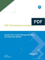 PMP 320 Hardware Installation e2 0