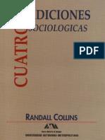 Collins Cuatro Tradiciones Sociologicas