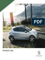 Catálogo Peugeot México 2014