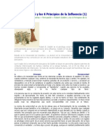 Robert Cialdini y Los 6 Principios de La Influencia
