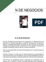 El Plan de Negocios 1