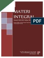 Materi Integral Oleh UnifierTeam (1.D Pend.matematika UNSWAGATI Cirebon)