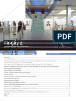 FIT CITY 2 - Promoting Physical Activity Through Design - AIA New York