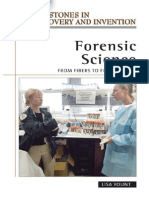 Forensic Sciences - From Fibers to Fingerprints - Lisa Yount (2007)