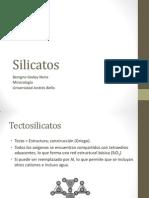 Silicatos - Tectosilicatos