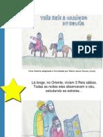 3 Reis a Caminho de Belém
