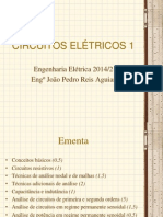 Introdução - CIRCUITOS ELÉTRICOS 1