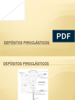Depositos Piroclasticos