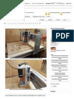 Building a CNC Router