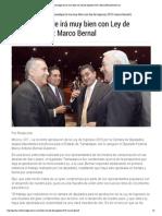 29-10-14 A Tamaulipas le irá muy bien con Ley de Ingresos 2015_ Marco BernalGaceta