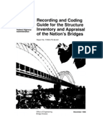 FHWA National Bridge Inventory Rating Scoring