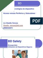 Innovación Tecnologica en Dispositivos Medicos de Acceso Venoso