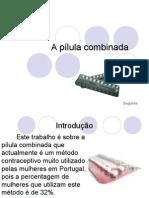 A pílula combinada (apresentação)