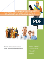 Ufcd_6572_higiene, Segurança e Saúde No Trabalho No Setor Da Saúde_índice