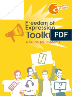Freedom of Expression Toolkit, UNESCO