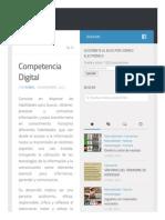 Competencia Digital