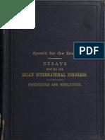 Milan Conference