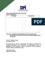 Relatorio Recolha de Inf P Perfis Provinciais