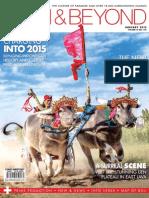 Bali & Beyond Magazine January 2015