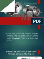 Motor Asíncrono (inducción)