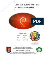 Tutorial Lks It Networking Support by Desianto