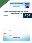 6. Proceso de Obtencion de Mantequilla.