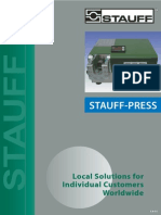 Stauff Tube Press