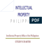 Intellectual Property Office of the Philippines Citizens' Charter