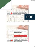 1.1 Desarrollo de La Protección Activa Contra Incendios en Chile -Alejandro Ramirez