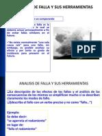 Analisis de Falla y Sus Herramientas