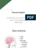 Case Trauma Kapitis