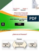 ciclo de vida de un proyecto  Desarrollo de Proyectos i