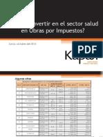 Obras por impuestos en Perú