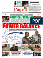 Monday, January 05, 2015 Edition