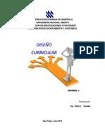 ENSAYO 1 Diseño Curricular en Los SEAD