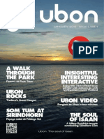 Go Ubon Jan 2015 Issue 1